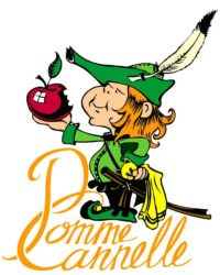 Logo Pomme-Cannelle
